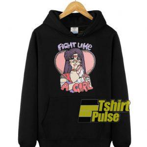 Fight Like A Sailorhooded sweatshirt clothing unisex hoodie