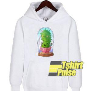 Frankenstein's Cactus hooded sweatshirt clothing unisex hoodie