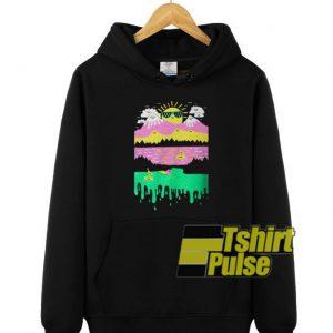 Happy Lake hooded sweatshirt clothing unisex hoodie