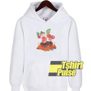 Happy Meal hooded sweatshirt clothing unisex hoodie
