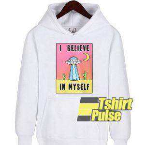 I Believe In Myself hooded sweatshirt clothing unisex hoodie