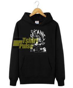 I'm So Satanic hooded sweatshirt clothing unisex
