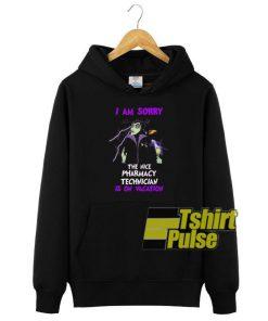 I'm Sorry The Nice Pharmacy hooded sweatshirt clothing unisex