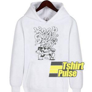 Keep Silin' hooded sweatshirt clothing unisex hoodie