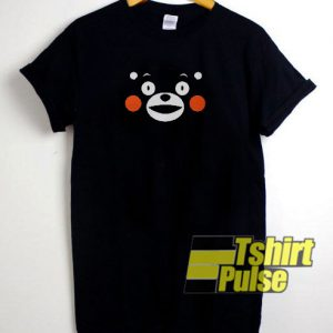 Kumamon Bear t-shirt for men and women tshirt