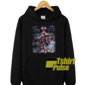 Marvel Spider Man Far From Home hooded sweatshirt clothing unisex hoodie