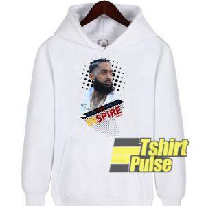 Nipsey Hussle Inspire Me hooded sweatshirt clothing unisex hoodie