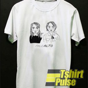 Palo Alto Movie Art t-shirt for men and women tshirt