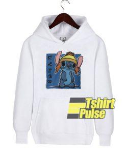 Stitch Chunning hooded sweatshirt clothing unisex