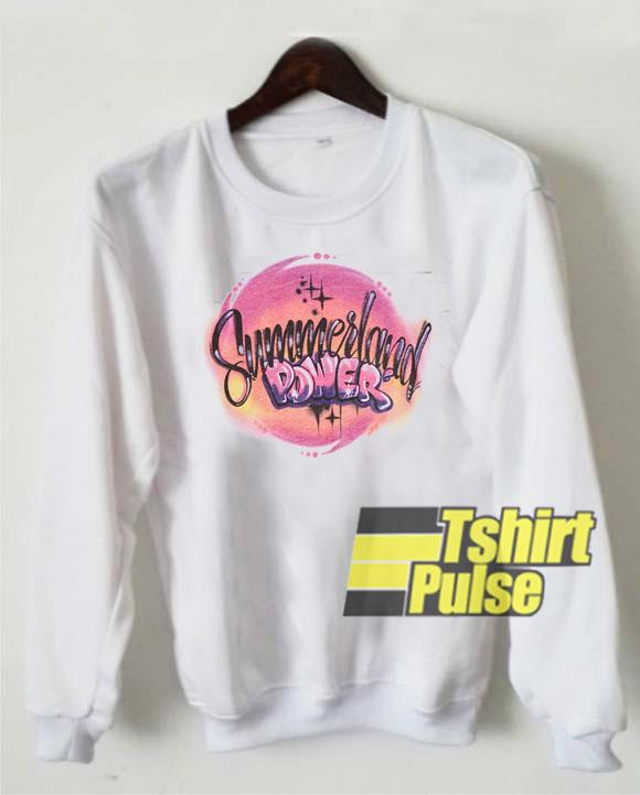 Summerland Powers sweatshirt