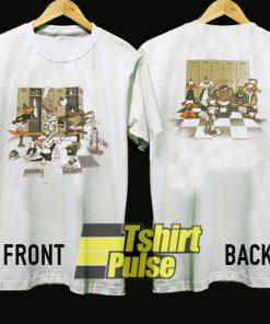 1993 Warner Bros Cartoon Characters t-shirt for men and women tshirt