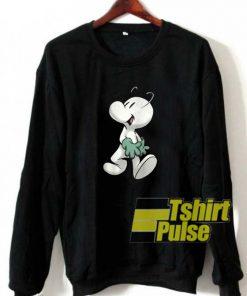 2002 Jeff Smith Bone Cartoon sweatshirt