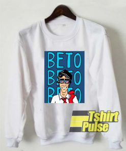 Beto Beto Beto Graphic sweatshirt