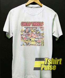 Big Brother Cheap Thrills t-shirt for men and women tshirt