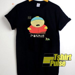 Cartman South Park Comedy t-shirt for men and women tshirt