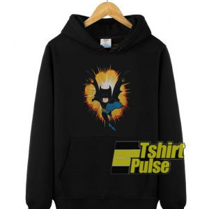 Chimpanzze Cartoons Batman hooded sweatshirt clothing unisex hoodie