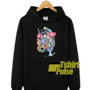 Classic Hirohito Japanese Art hooded sweatshirt clothing unisex hoodie