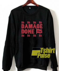 Damage Done Red Sox World sweatshirt