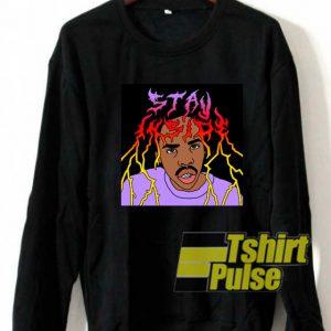 Earl Sweatshirt Stays Inside sweatshirt