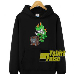 Fortnite Battle Royale Game hooded sweatshirt clothing unisex hoodie
