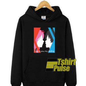 Found You My Darling hooded sweatshirt clothing unisex hoodie