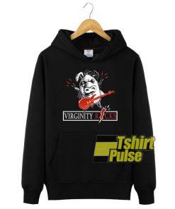 Funny Virginity Rocks Piggy hooded sweatshirt clothing unisex hoodie