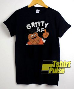 Gritty AF t-shirt for men and women tshirt