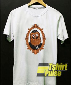 Gritty In Mirror t-shirt for men and women tshirt