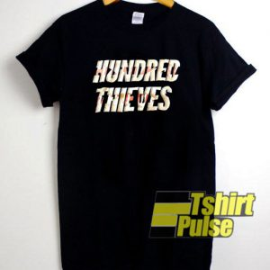 Hundred Thieves t-shirt for men and women tshirt