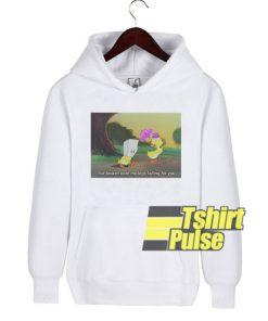 I've Broken Both Legs hooded sweatshirt clothing unisex hoodie
