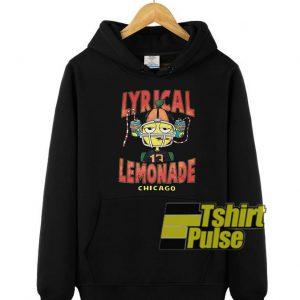 Lyrical Lemonade Drops hooded sweatshirt clothing unisex hoodie