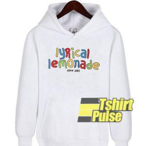 Lyrical Lemonade Since 2013 hooded sweatshirt clothing unisex hoodie