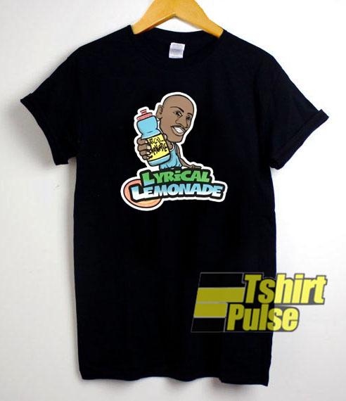 MJ Space Jam Lyrical Lemonade t-shirt for men and women tshirt