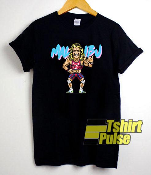 Malibu American Gladiators t-shirt for men and women tshirt