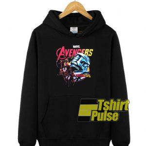 Marvel Avengers Thanos hooded sweatshirt clothing unisex hoodie