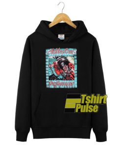 Motley Crue Dr Feelgood hooded sweatshirt clothing unisex hoodie