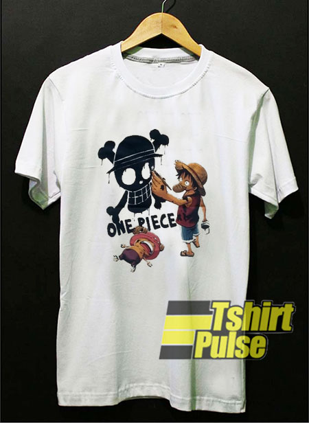 One Piece Japanese t-shirt for men and women tshirt