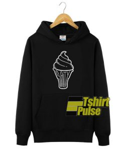 Salty Ice Cream Graphic hooded sweatshirt clothing unisex hoodie