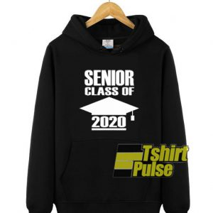 Senior Class Of 2020 hooded sweatshirt clothing unisex hoodie