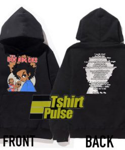 The Boondocks hooded sweatshirt clothing unisex hoodie