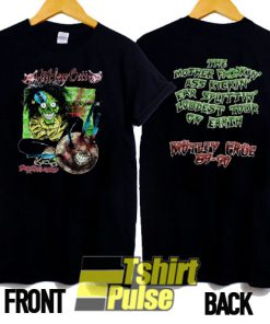 Vintage 1989 Motley Crue t-shirt for men and women tshirt