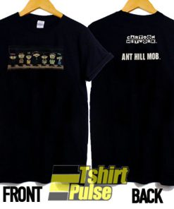 Vintage Cartoon Network The Ant Hill Mob t-shirt for men and women tshirt