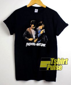 Vtg Fucking Awesome Brothers t-shirt for men and women tshirt