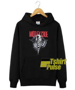 Wholesale Motley Crue hooded sweatshirt clothing unisex hoodie