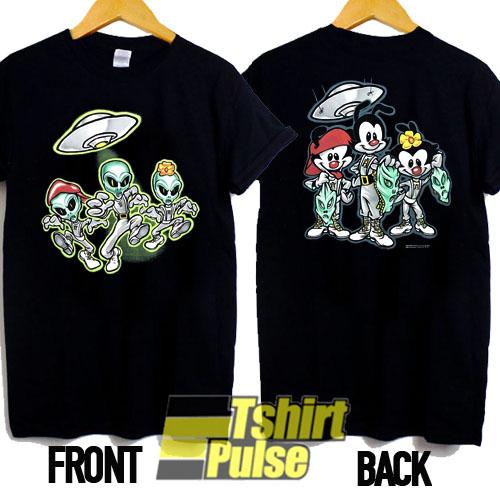 Yakko Wakko Dot Animaniacs t-shirt for men and women tshirt