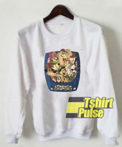1993 Vintage Cartoon Network sweatshirt
