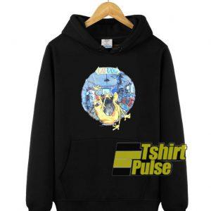1999 CatDog Vintage hooded sweatshirt clothing unisex hoodie