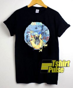 1999 CatDog Vintage t-shirt for men and women tshirt