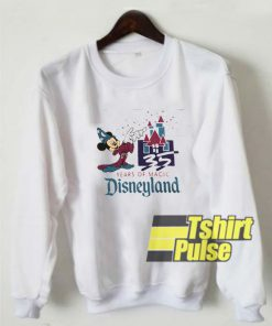 35 Years Magic Disneyland sweatshirt