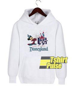 35 Years Magic Disneyland hooded sweatshirt clothing unisex hoodie